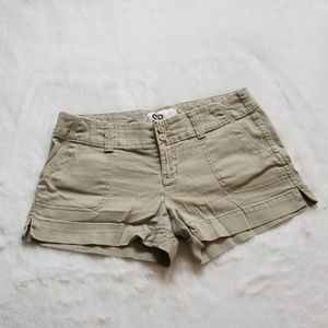 Tan SO Shorts